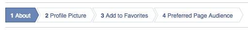 Facebook Business Page Setup - Step #2